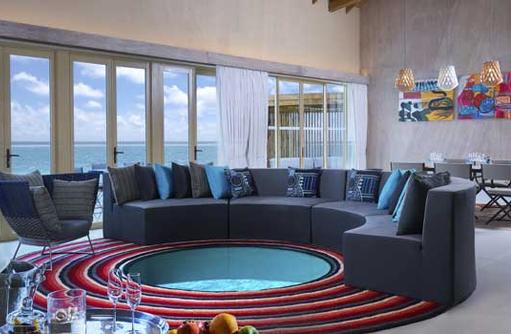 Rock Star Villa Hard Rock Hotel Maldives
