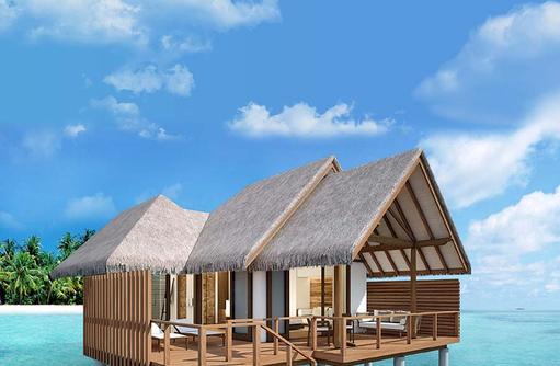 Ocean Villa, Heritance Aarah