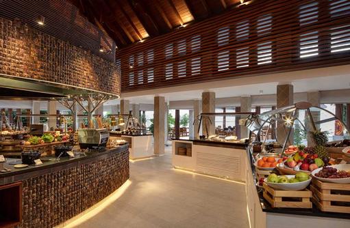 Ranba Restaurant, Heritance Aarah