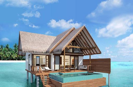 Pool Ocean Villa, Heritance Aarah