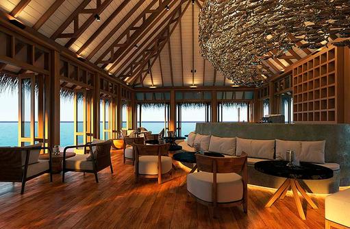 Lounge, Heritance Aarah