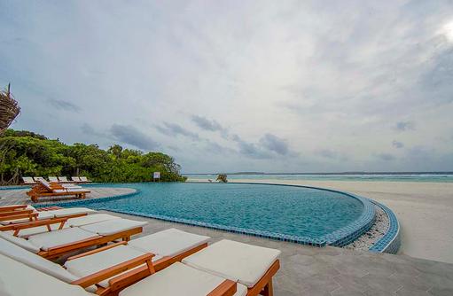 Pool, Hondaafushi Island Resort