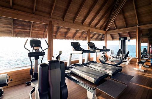 Fitness Center, Huvafen Fushi Maldives