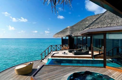 Ocean Pavillon with Pool, Sonnendeck, Privatpool, Jacuzzi, Huvafen Fushi Maldives
