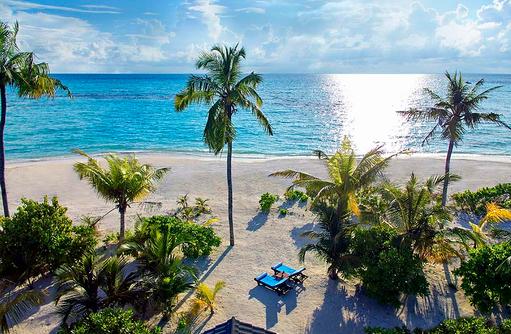 Strand am Beach Bungalow, Innahura Maldives Resort