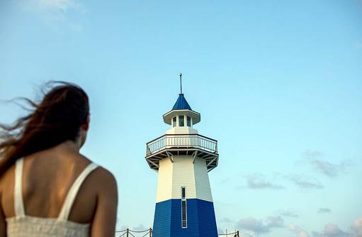 Lighthouse, InterContinental Maldives