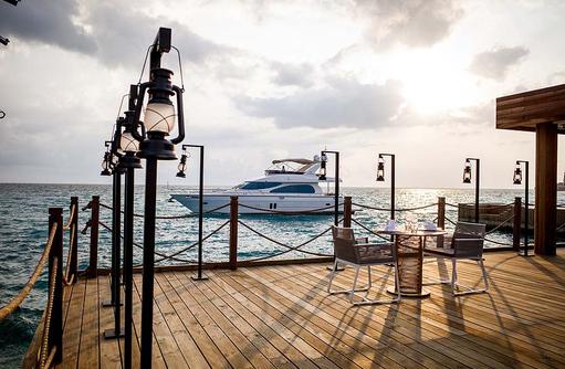 Yacht, InterContinental Maldives