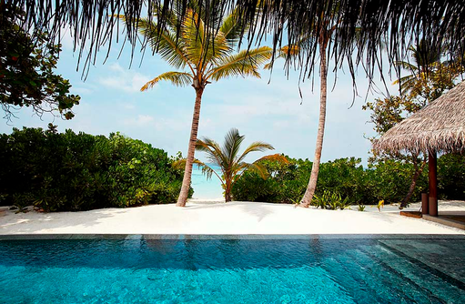 Pool, Beach Pool Villas, JOALI Maldives