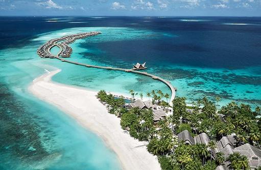 Lagune, JOALI Maldives