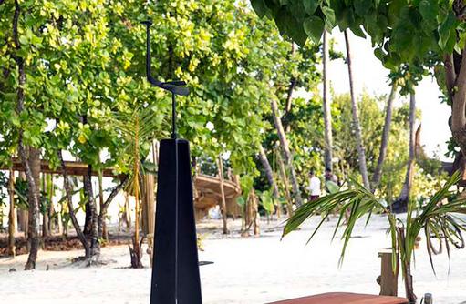 Kunst auf der Insel,JOALI Maldives