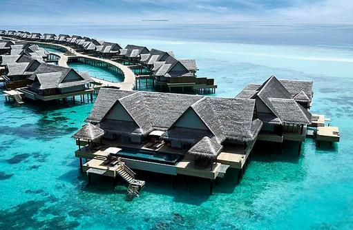 Ocean Residence, JOALI Maldives