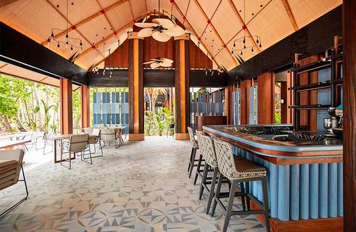Bellinis italienisches Restaurant, JOALI Maldives