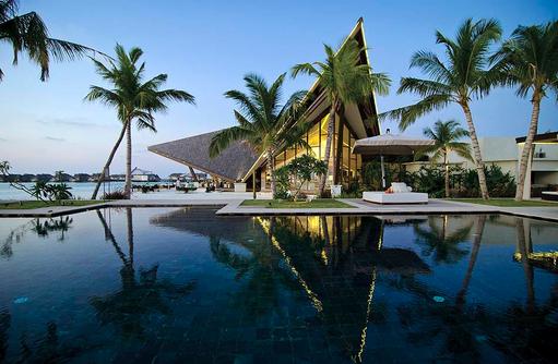 Samsara, Jumeirah Vittaveli, Maldives