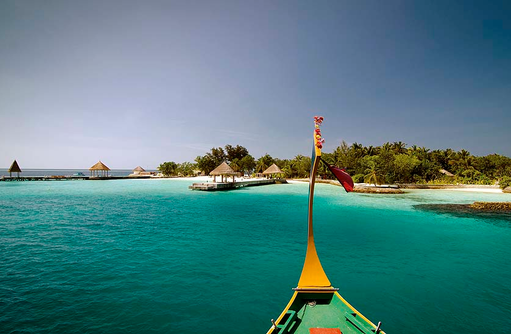 Dhoniboot, Jumeirah Vittaveli, Maldives