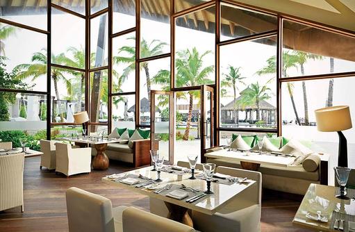 Samsara Restaurant von Innen, Jumeirah Vittaveli, Maldives