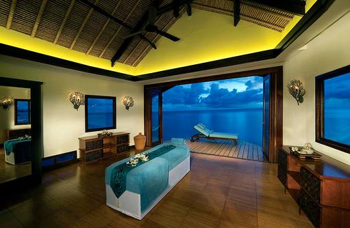 Talise Spa Treatment Room, Jumeirah Vittaveli, Maldives