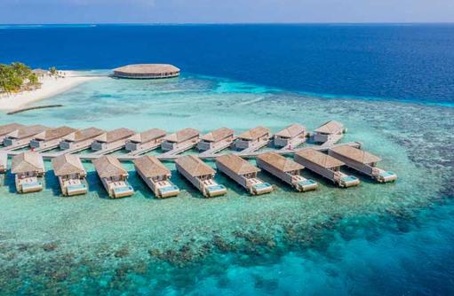 Lagoon Pool Villas, Kagi Maldives SPA Island