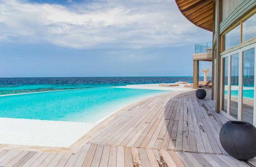 Ufaa Pool, Kagi Maldives SPA Island