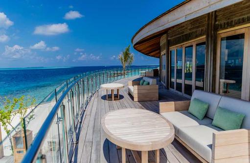 Piano Bar, Kagi Maldives SPA Island