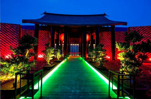 Restaurant Sea Dragon, authentische chinesische Küche, Kandima Maldives