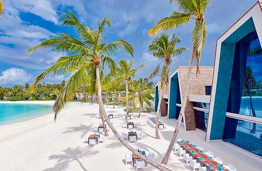 Smoked Restaurant, Grill Restaurant, Kandima Maldives