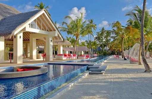 Breeze Bar, Kandima Maldives