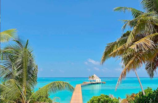 Arrival Jetty, Kandima Maldives