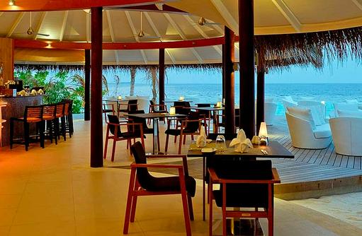 Wine and Dine von Innen | Kandolhu Maldives
