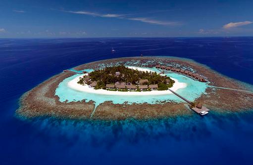 Vogelperspektive | Kandolhu Maldives