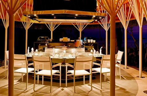 Banzai Restaurant | Kandolhu Maldives