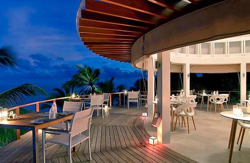 Olive Restaurant, Terrasse | Kandolhu Maldives