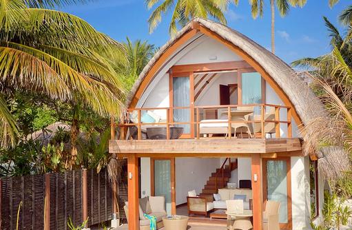 Duplex Pool Villa | Kandolhu Maldives