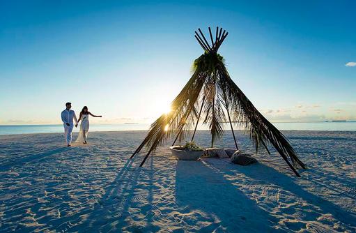 Honeymoon, Platz für zwei I Kanuhura Maldives