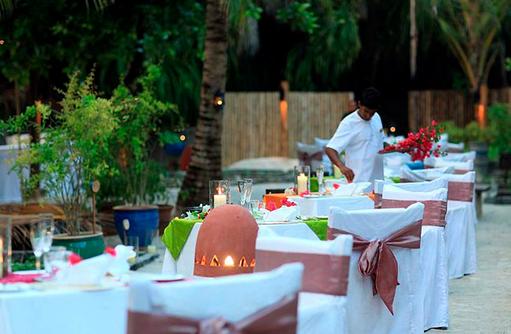 Kulinarische Genüsse I Kanuhura Maldives