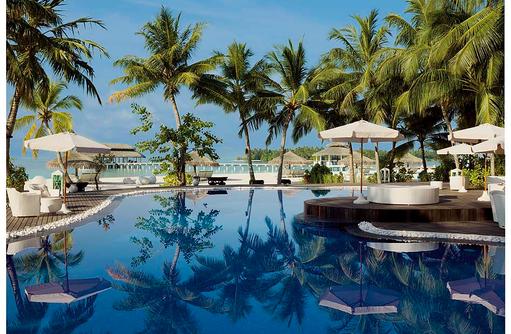 Hauptpool, Kihaa Maldives