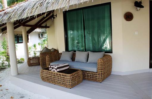 Villa, Terrasse, Kihaa Maldives