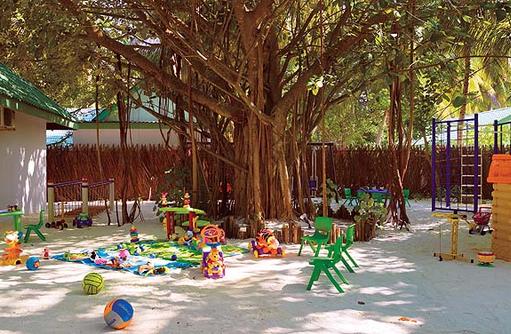 Kids Club, Kihaa Maldives