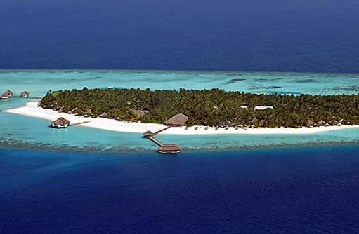 Panoramaaufnahme, Kihaa Maldives