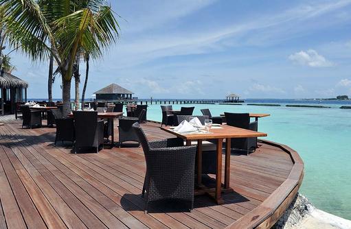 Falhu Restaurant, Komandoo Island Resort, Maldives