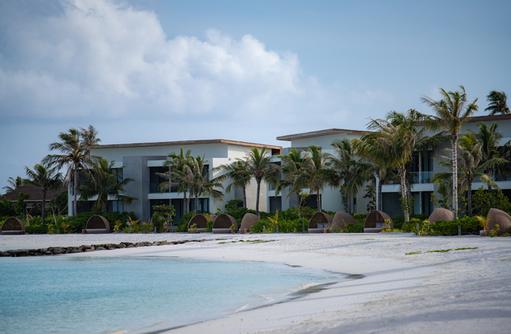 Strand, Kuda Villingili Resort Maldives