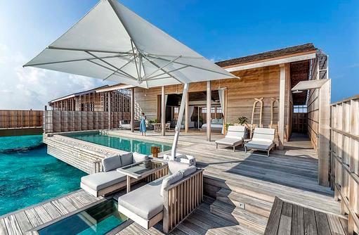 Residence, Kudadoo Maldives Private Island