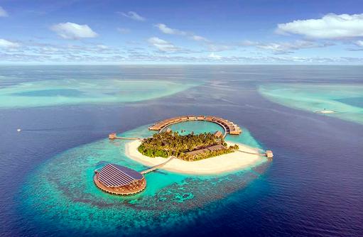 Insel, Kudadoo Maldives Private Island