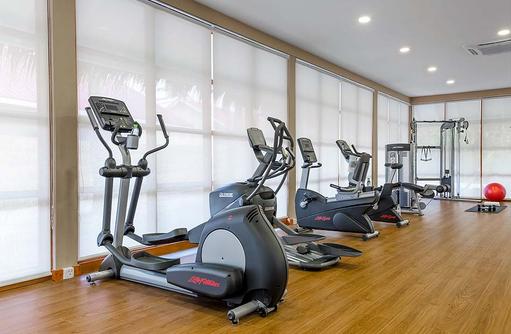 Fitnessstudio, Kudafushi Resort & Spa, Maldives