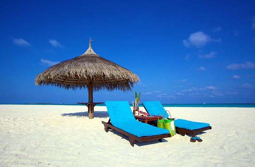 Insel-Ausflug, Kuredu Island Resort, Maldives
