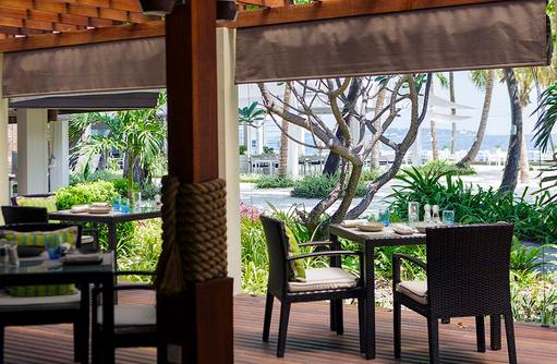 Café, klassiches Café sowie Pizza und Maledvische Spezialitäten, Kurumba, Malediven
