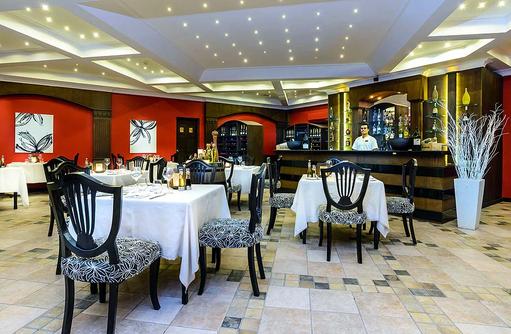 Italienisches Restaurant Isola, Kurumba, Malediven