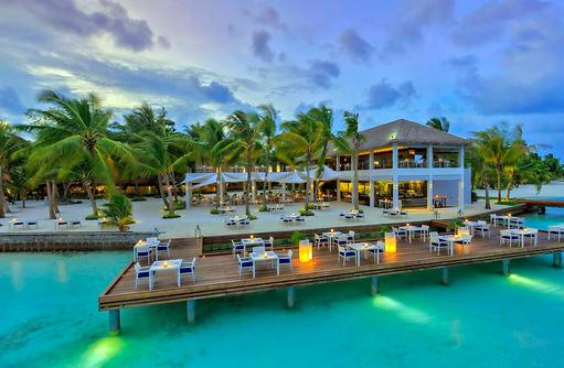Buffetrestaurants Thila, Kurumba, Malediven