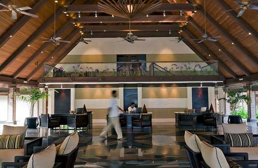 Lobby, Kurumba, Malediven