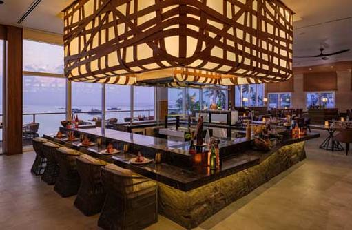 Restaurant, LUX North Male Atoll