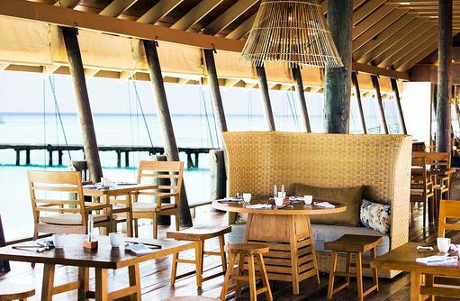 East Market, Streetfood Restaurant I LUX South Ari Atoll